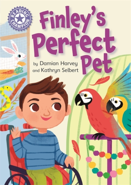 Reading Champion: Finley's Perfect Pet