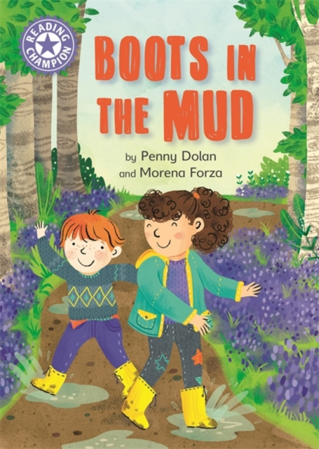 Reading Champion: Boots in the Mud
