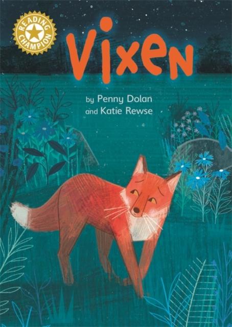 Reading Champion: Vixen