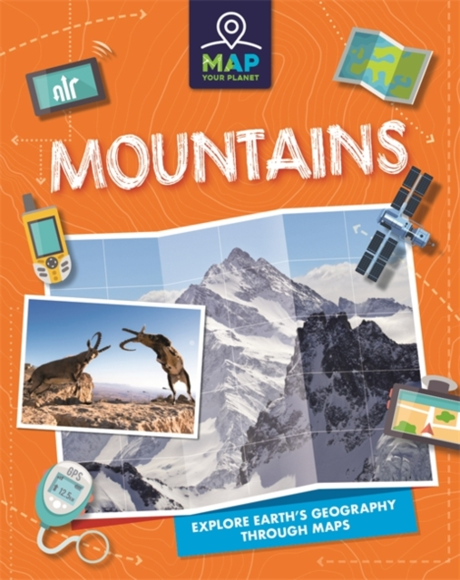 Map Your Planet: Mountains