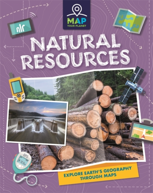Map Your Planet: Natural Resources