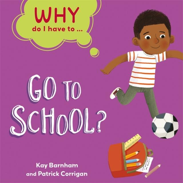 Go to School?
