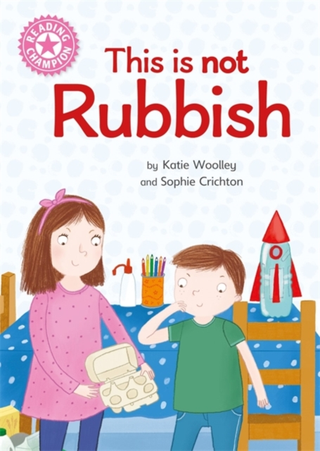Reading Champion: This is not Rubbish