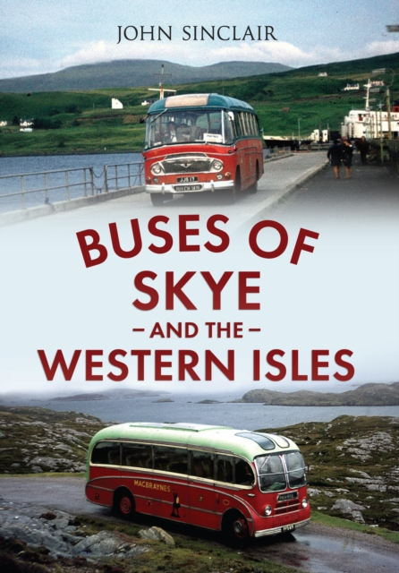 Buses of Skye and the Western Isles