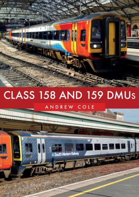 Class 158 and 159 DMUs
