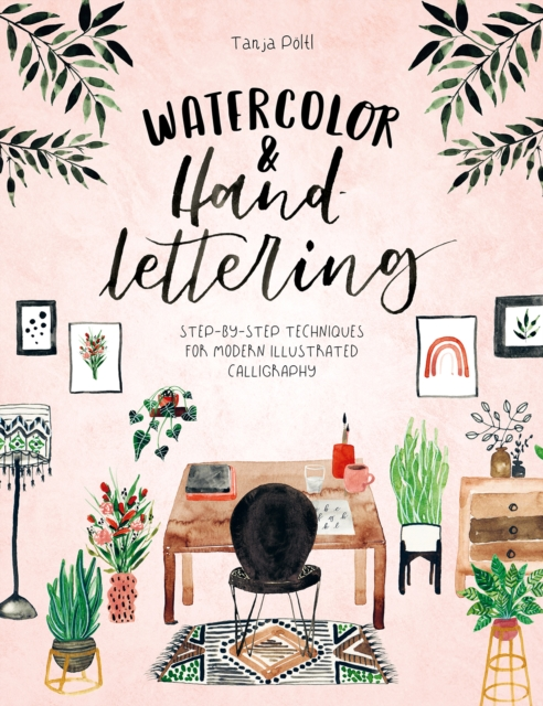 Watercolor & Hand Lettering
