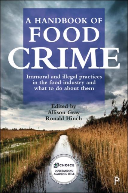 Handbook of Food Crime
