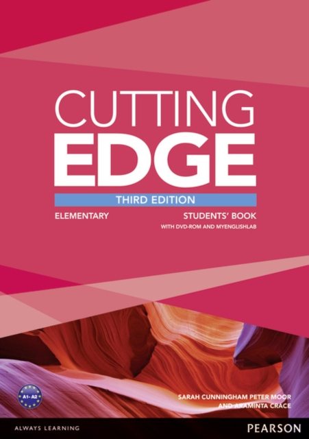 Cutting Edge 3rd Edition Elementary Students' Book with DVD and MyLab Pack