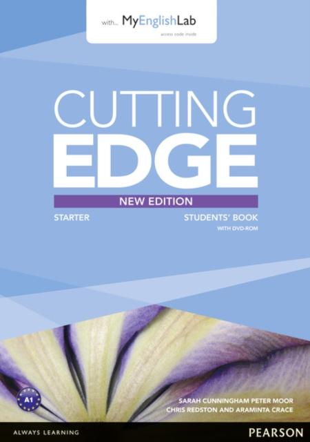 Cutting Edge Starter New Edition Students' Book with DVD and MyLab Pack