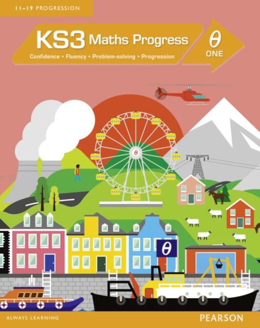 KS3 Maths Progress Student Book Theta 1