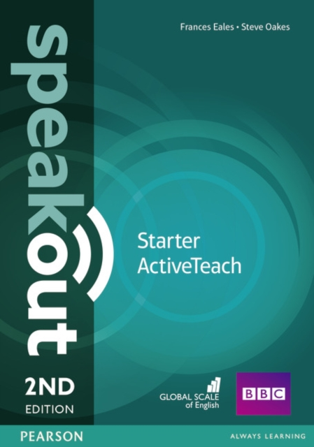 Speakout Starter 2nd Edition Active Teach