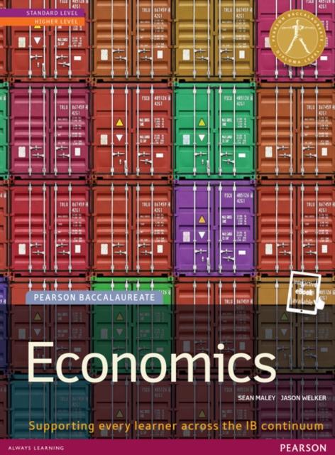 Pearson Baccalaureate: Economics new bundle (not pack)