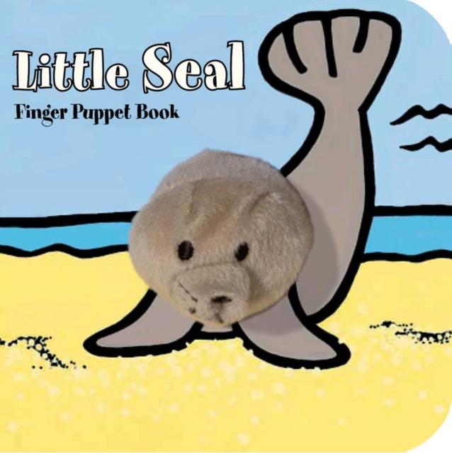 Little Seal: Finger Puppet Book