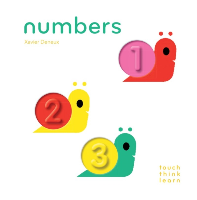 Touchthinklearn: Numbers