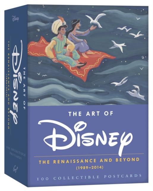 Art of Disney Postcards