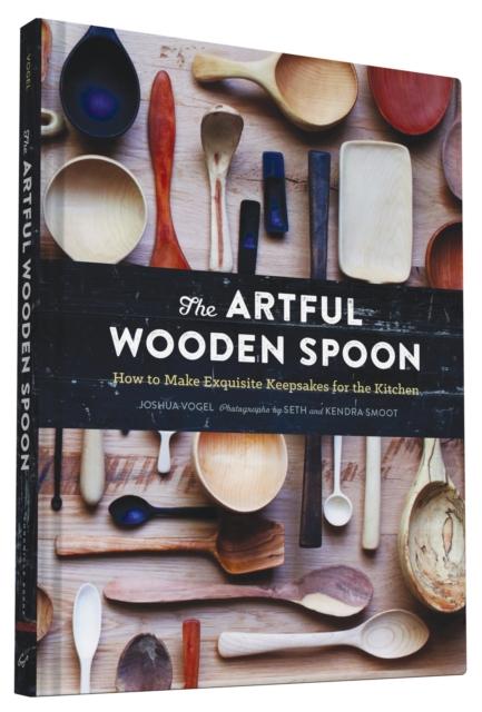 Artful Wooden Spoon