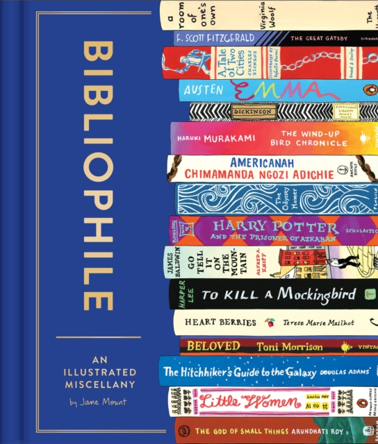 Bibliophile: An Illustrated Miscellany