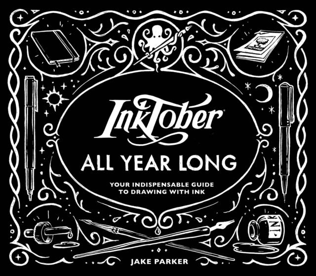 Inktober All Year Long