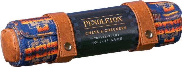 Pendleton Chess & Checkers Set