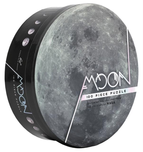 Moon: 100 Piece Puzzle
