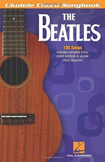 Beatles Ukulele Chord Songbook