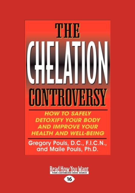 Chelation Controversy