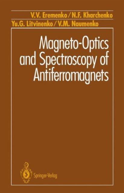 Magneto-Optics and Spectroscopy of Antiferromagnets