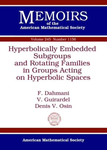 Hyperbolically Embedded Subgroups and Rotating Families in Groups Acting on Hyperbolic Spaces