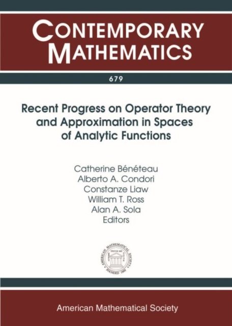 Recent Progress on Operator Theory and Approximation in Spaces of Analytic Functions
