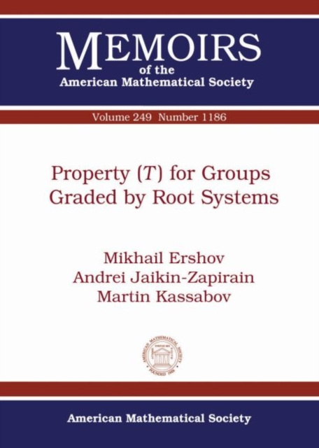Property ($T$) for Groups Graded by Root Systems