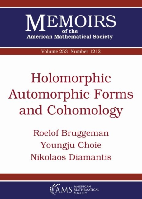 Holomorphic Automorphic Forms and Cohomology