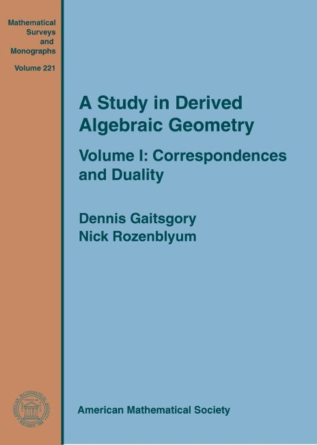 Study in Derived Algebraic Geometry