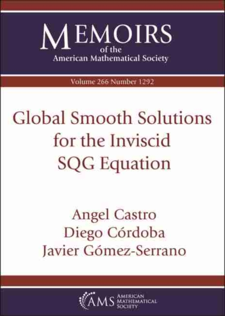 Global Smooth Solutions for the Inviscid SQG Equation