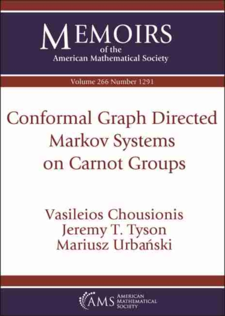 Conformal Graph Directed Markov Systems on Carnot Groups