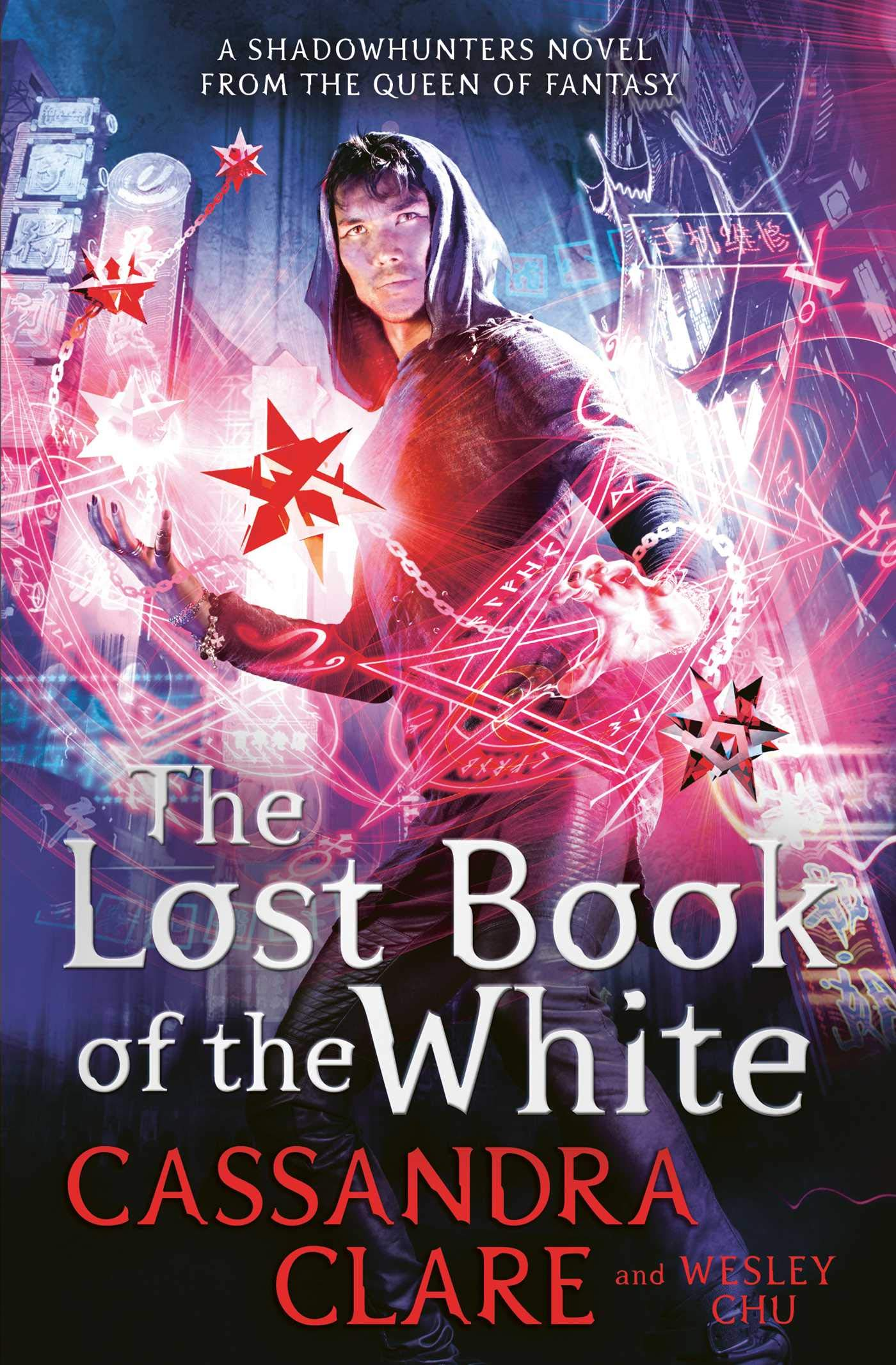 Lost Book of the White