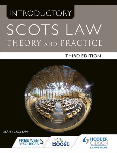 Introductory Scots Law Third Edition