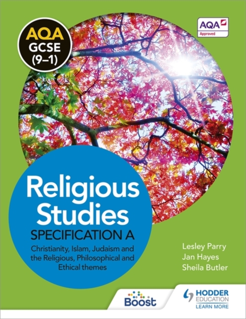 AQA GCSE (9-1) Religious Studies Specification A Christianity, Islam, Judaism and the Religious, Philosophical and Ethical Themes