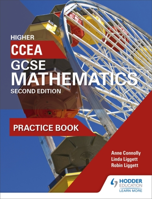 CCEA GCSE Mathematics Higher Practice Book for 2nd Edition