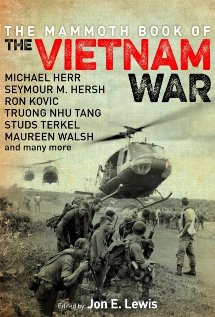 Mammoth Book of the Vietnam War