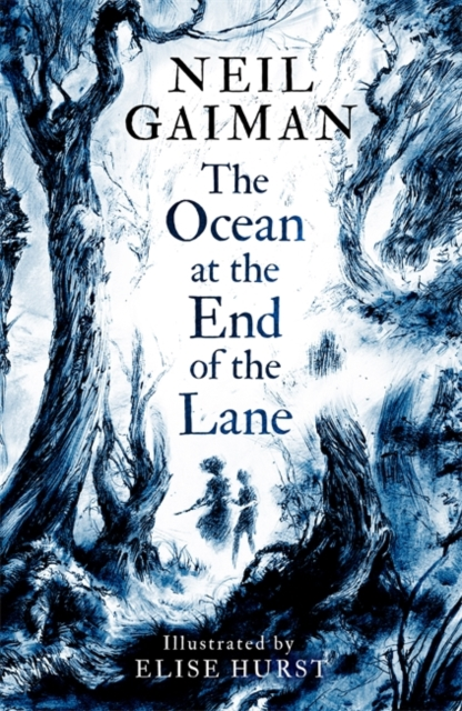 Ocean at the End of the Lane (Illustrated Edition)