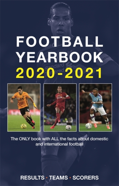 Football Yearbook 2020-2021