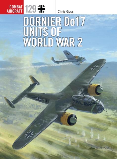 Dornier Do 17 Units of World War 2