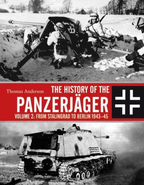 History of the Panzerjager