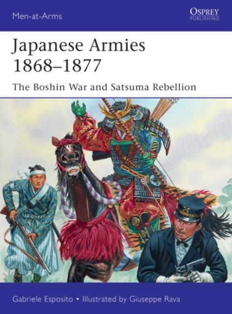 Japanese Armies 1868-1877