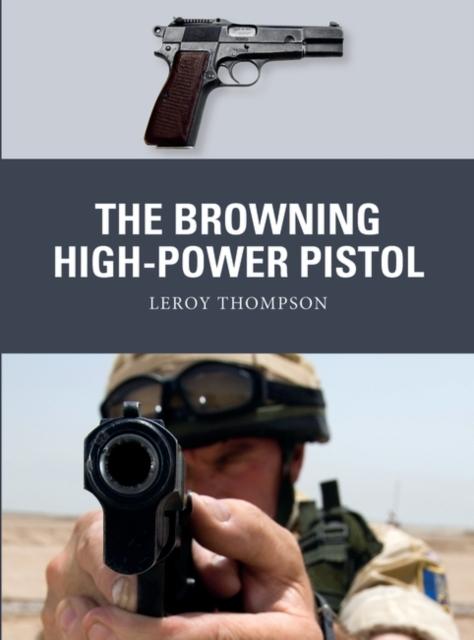 Browning High-Power Pistol