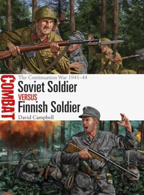 Soviet Soldier vs Finnish Soldier