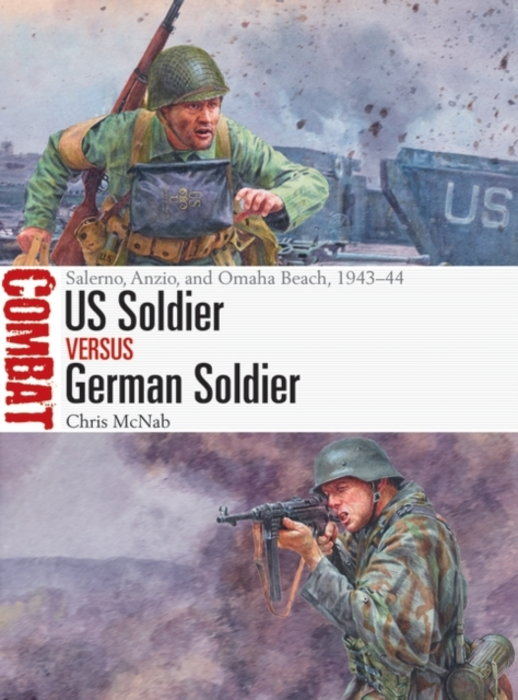 US Soldier vs German Soldier