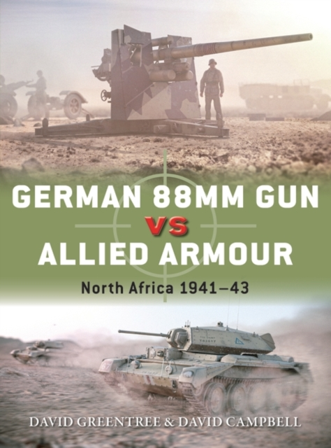 German 88mm Gun vs Allied Armour