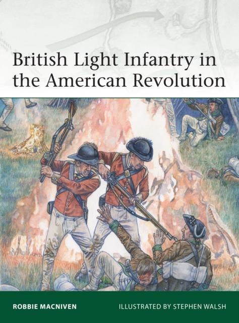 British Light Infantry in the American Revolution