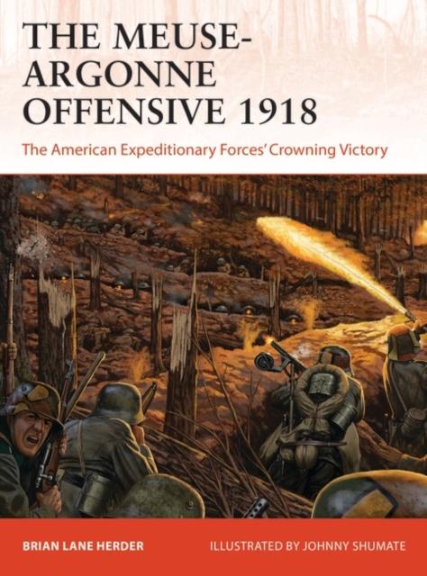 Meuse-Argonne Offensive 1918